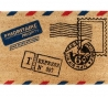 Deurmat Air Mail