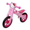 Hello kitty loopfiets
